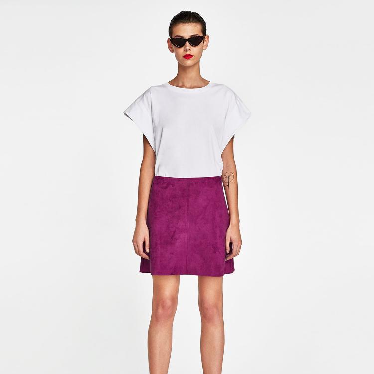Picture of Denim Skirt