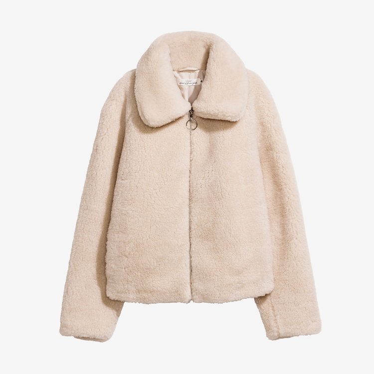 Picture of Short Pile Coat