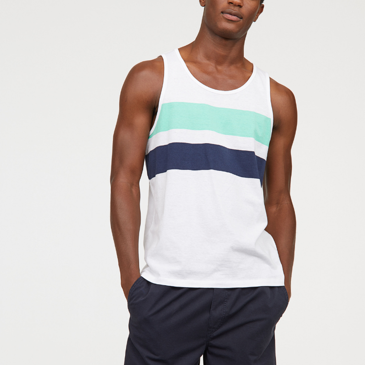 Picture of Printed Vest Top