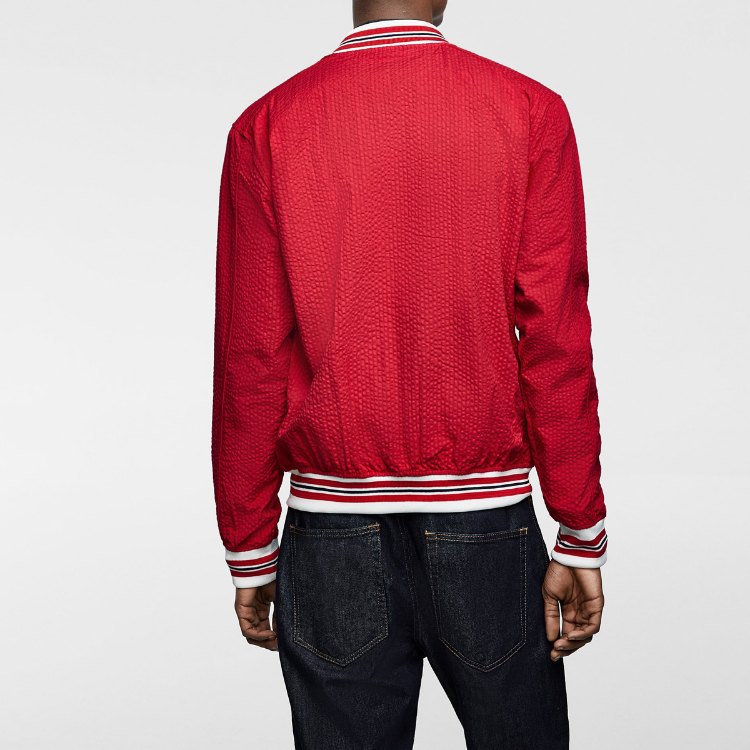 Picture of Red Cardigan