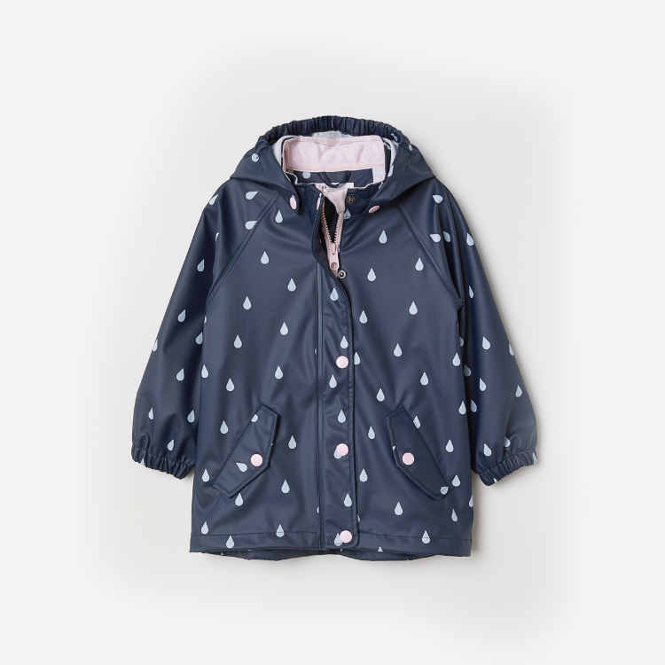 Picture of Pile-Lined Rain Jacket