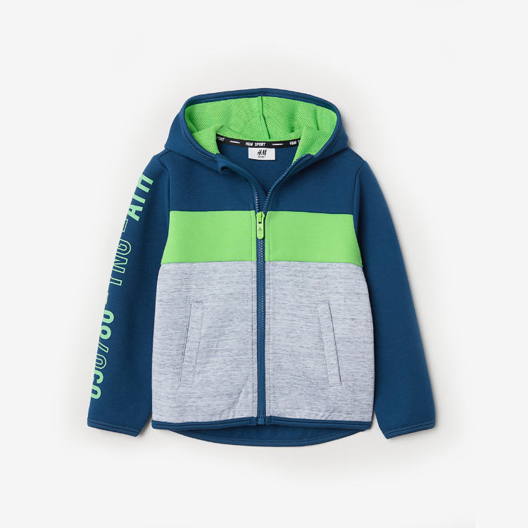Picture of Hooded Sports Jacket