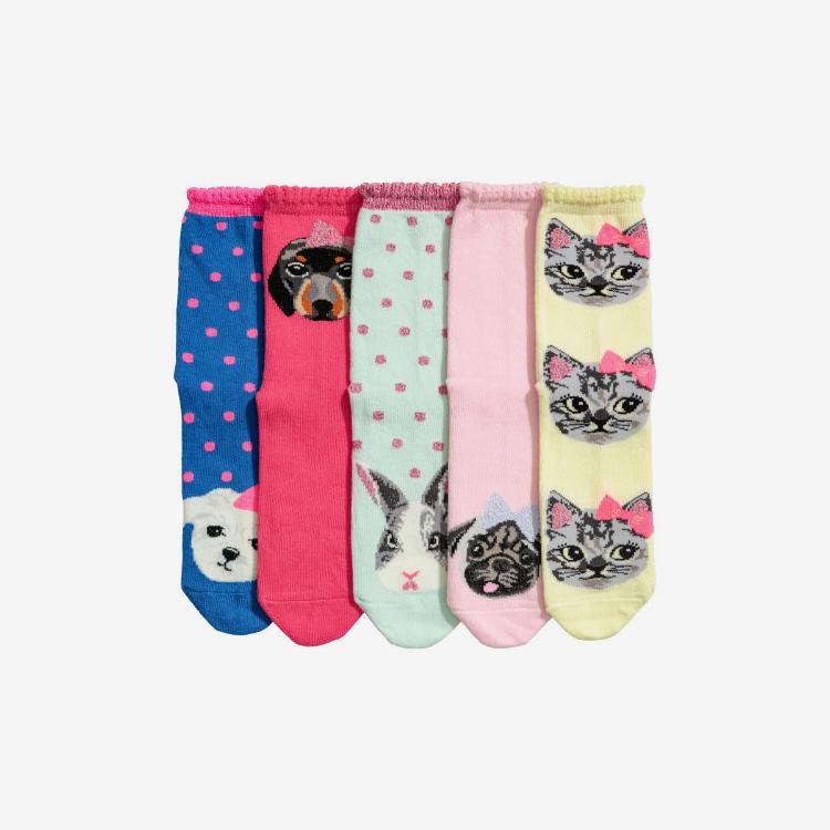 Picture of Animal-Print Socks