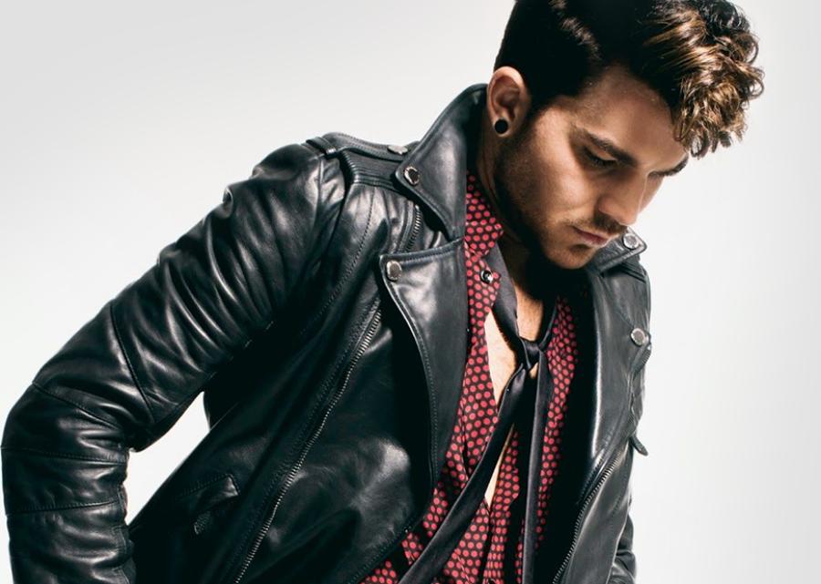 Adam Lambert style choices